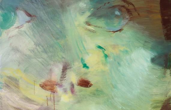 姜琤 Jiang Cheng U-39,2019 布面油畫 Oil on canvas 90 × 110 cm